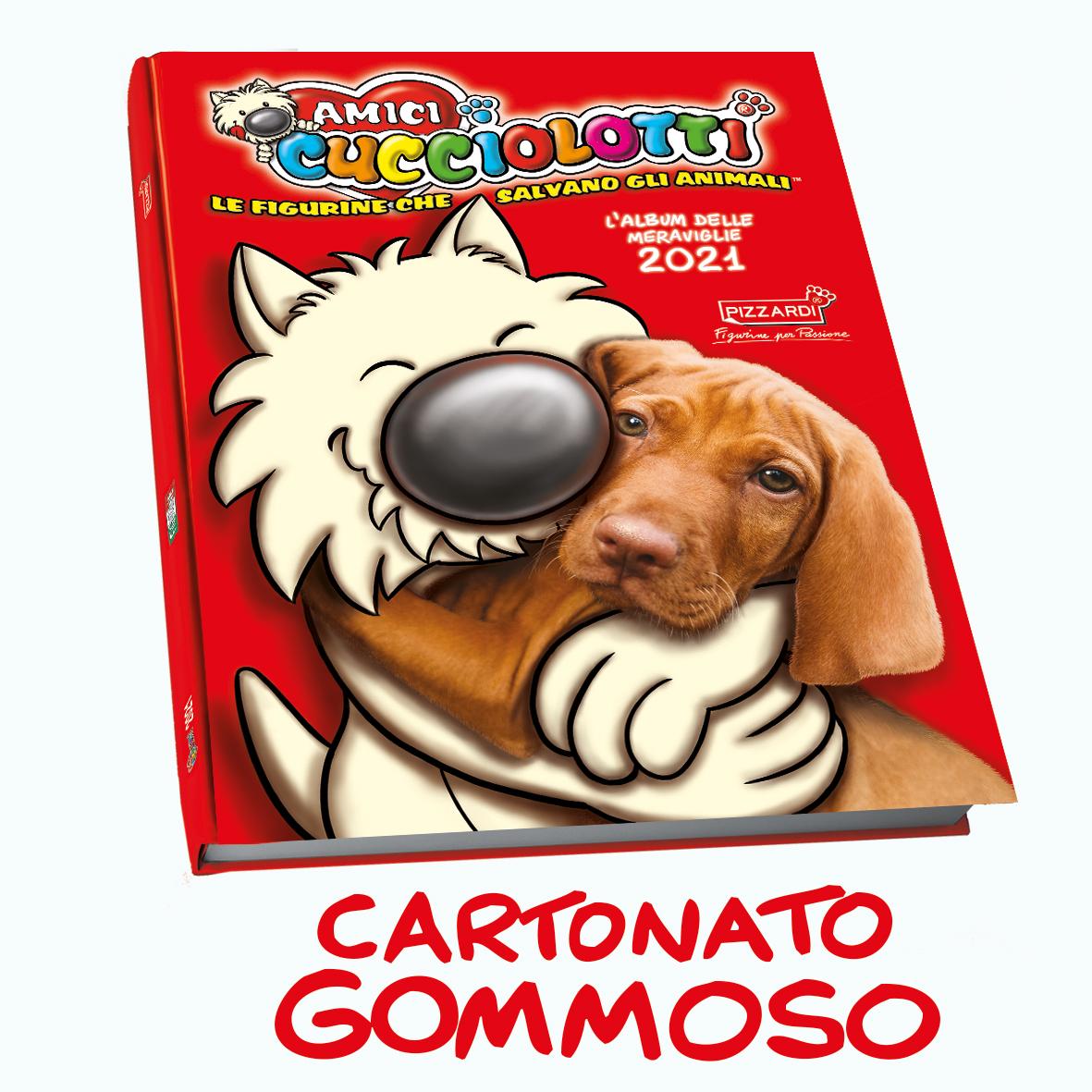 Album gommoso